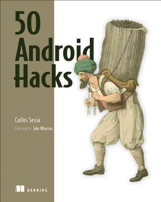 50 Android Hacks By Sessa, Carlos